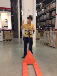 IKEA社員